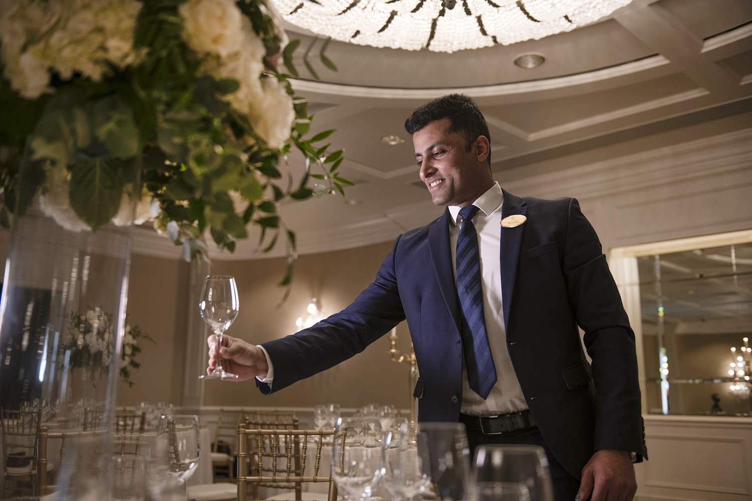Sommelier Old Course Hotel
